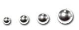 "4 kpl Irtopalloja 1,6 mm""4 Pcs Value Pack of 316L Basic Ball"""