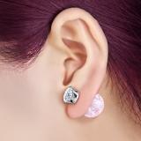 "BB-Korvakorut ""Pink Candy Crystal"""