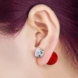 "BB-Korvakorut ""Red Candy Crystal"""
