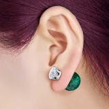 "BB-Korvakorut ""Green Candy Crystal"""