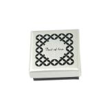 Beat of Love hopeakaulakoru ametistin värisellä zirkonilla (BOL-N1080Zamet/40-45cm)