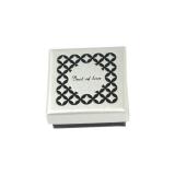 Beat of Love kaulakoru punakulta hopea (BOL-N0374ZRG/40-45cm)