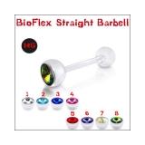 """Kivellinen Bioflex-kielikoru """"Clear"""""""