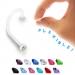 BioFlex Nose Screw with Assorted Bezel Set Gems