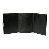 Exentri Lompakko Black RFID Suojattu