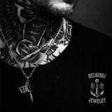 Helsinki 316 Jewelry Riipus Tattoo Machine