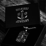 Helsinki 316 Jewelry Riipus Reaper