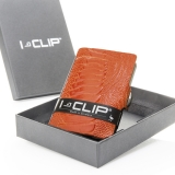 i-Clip Korttikotelo, Gentleman Orange Coral