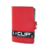 i-Clip Korttikotelo, Pilot Red