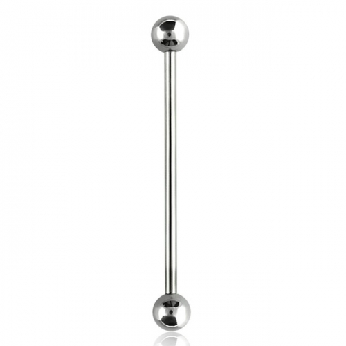 "Industrial barbell ""Basic"""