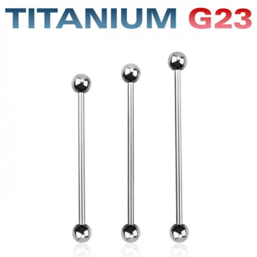 """Industrial barbell """"Titaani"""""""