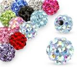 "Irtopallo kivellä 5 mm (1,6 mm) ""Ferido Crystal Paved"""
