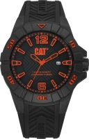 Caterpillar-Kello Karbon Orange Dial 45,5 mm K1.121.21.138
