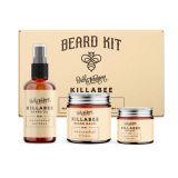 Killabee Beard Kit Natural