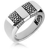 """Kool Katana-Sormus """"Steel Ring"""""""
