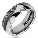 "Kool Katana-Sormus ""Tri Band"""
