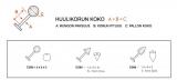 "Bioflex Huulikoru 1,2 mm ""Häivekoru"""