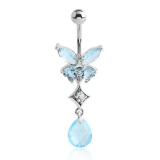 "Napakoru ""Jeweled Charm Butterfly"""