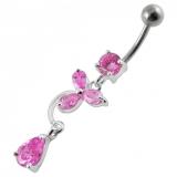 """Napakoru """"Jeweled Hanging Flower"""""""
