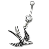 """Napakoru """"Bird with Crystal"""""""