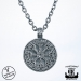 925-Hopea Helm Of Awe-Riipus, Northern Viking Jewelry