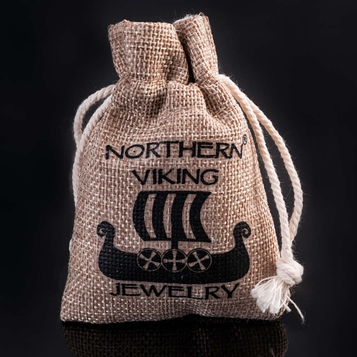 """Northern Viking Jewelry®-Partakoru """"8 mm Mjolnir"""""""