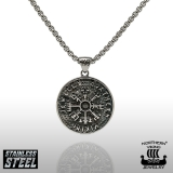 "Northern Viking Jewelry® ""Vegvisir-Riipus"""