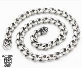 "Heavy Steel Jewelry-Panssariketju ""12 mm Matta"""
