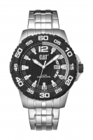 Caterpillar-Kello Drive Date Black Dial 45,5 mm PW.141.11.121