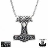 """Northern Viking Jewelry-Riipus """"Raven Thorin Vasara"""""""