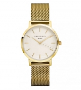 Rosefield Tribeca White-Gold (TWG-T51)