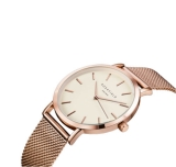 Rosefield Tribeca White-Rosegold (TWR-T50)