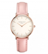 Rosefield Tribeca White-Pink-Rosegold (TWPR-T58)