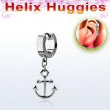 """Rustokoru """"Helix Huggies With Anchor"""""""
