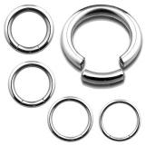 Smooth segment Ring 1,2 mm - 2,5 mm