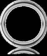 Smooth segment Ring 3 mm - 5 mm