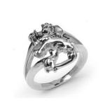 "Heavy Steel Jewelry-Sormus ""SuomiLeijona"""