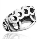 "Heavy Steel Jewelry-Sormus ""Nyrkkirauta"""