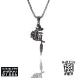 "Heavy Steel Jewelry-Riipus ""Tatuointikone"""