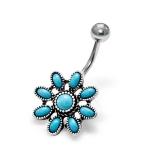 """Napakoru """"Turquoise Flower"""""""
