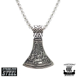 "Northern Viking Jewelry-Riipus ""Thor's Hammer Axehead"""