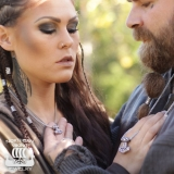 "Northern Viking Jewelry-Riipus ""Viking Lovers"""