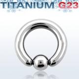 Rengas BCR 5 mm Titaani (Grade 23)