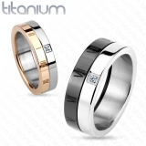 "Titaani Kihlasormus ""Titanium Couple Ring"""