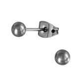 """Titaani Korvakorut """"Titanium 4 mm Ball"""""""