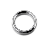 Titaani Smooth segment Ring