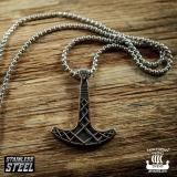"""Northern Viking Jewelry® """"Ukonvasara Riipus By Johan Thorolf"""""""