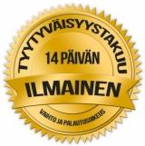 Kihlasormus Ruusukulta Teräs, Leveys 6 mm