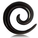 """Venytyskoru """"Black Wood Spiral"""""""
