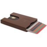 """Walter Wallet-Korttikotelo """"Paper Brown"""""""